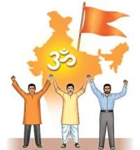 Nepal & India are Hindu countries.