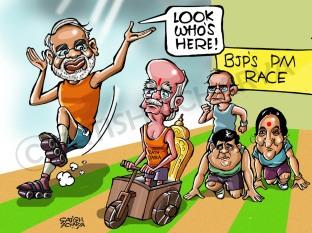 Modi for PM?
