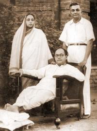 Netaji Subhas Chandra Bose & Sudhir Chandra Bose