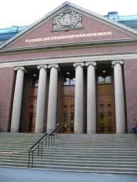 Royal Swedish Academy of Sciences, Stockholm