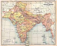 British India 1909