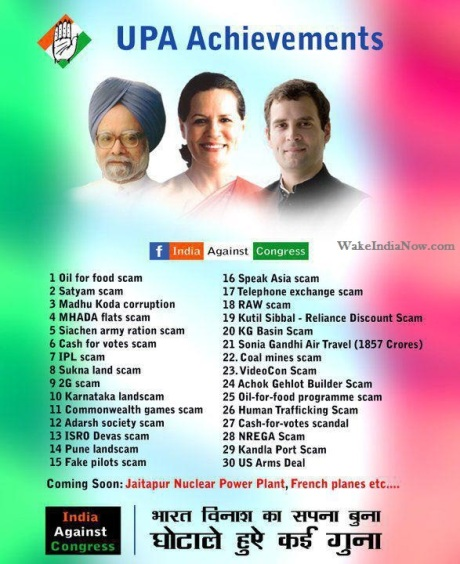 UPA-2 Scams