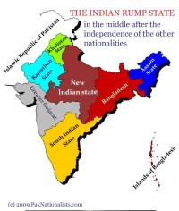 Balkanisation of India