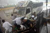 Muslims riot at Azad Maidan