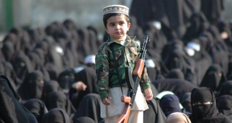 Child Jihadi in Pakistan
