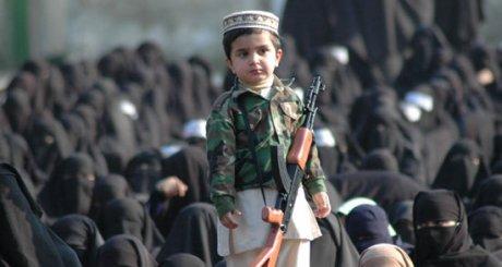 Child Jihadi in Pakistan