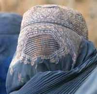 Afghan Burka
