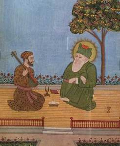 Amir Khusro & Nizamuddin Auliya