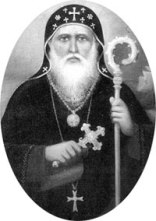 Bishop Joseph of Edessa: Thomas of Cana, a Mesopotamian merchant and missionary, brought a mission to India in 345. He brought 400 Christians from Baghdad, Nineveh, and Jerusalem to Kodungallur. He and his companion Bishop Joseph of Edessa sought refuge under King Cheraman Perumal from persecution of Christians by the Persian king Shapur II. The colony of Syrian Christians established at Kodungallur may be the first Christian community in South India for which there is a continuous written record. T.R. Vedantham showing his own perspective on Christianity was the first to propose in 1987 that Thomas of Cana was confused with the 1st century apostle Thomas by India's Syrian Christians sometime after his death, becoming their Apostle Thomas in India.