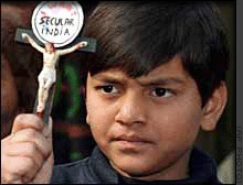 "A ""secular"" Dalit Christian"