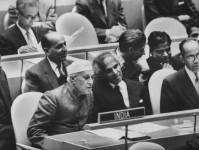 Jawaharlal Nehru & Krishna Menon