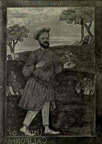 Niccolao Manucc