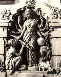 Devi Bhavani & Shivaji