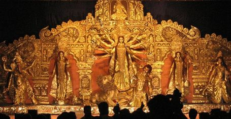 Durga in Kolkata
