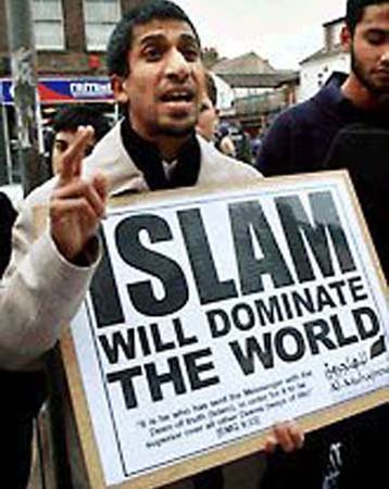 Islam will dominate the world!