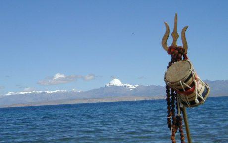 Mount Kailas & Mansarovar Lake