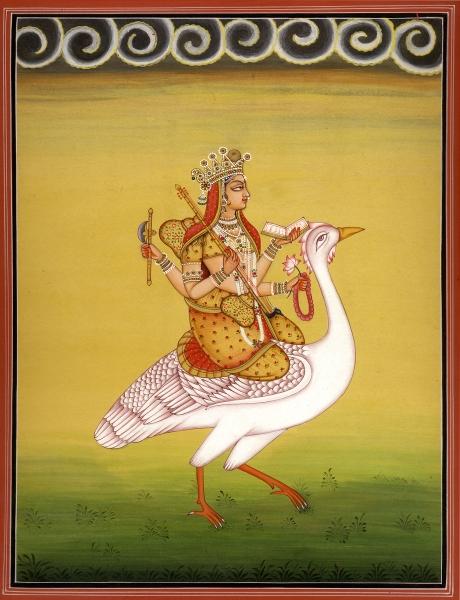 Sri Devi Saraswati