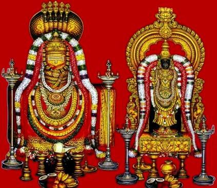 Arunachaleshwar + Apeethakuchambal