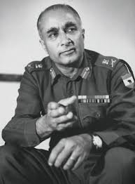 Gen. B.M. Kaul