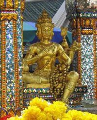 Brahma in Bangkok