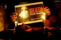 Death for rape!