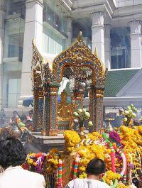 Erawan Brahma Temple