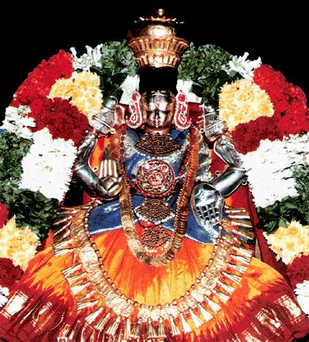 Sri Namagiri Mahalakshmi Devi