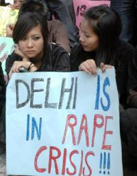 India is in rape crisis!