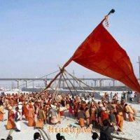 Bhagwa Dwaja: True flag of Hindustan