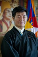 PM of Tibet Lobsang Sangay
