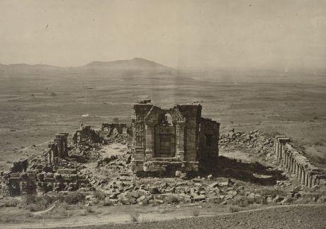 Martand Surya Temple  near Anantnag, Kashmir 1868