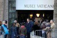 Vatican Museum: Cash Only!