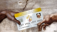 Pope Ratzinger's ATM Card
