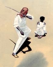 Beheading in Saudi Arabia: End of the atheist!