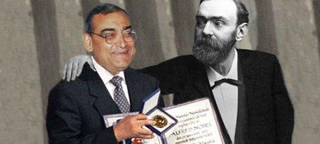 Justice Katju for Nobel Prize