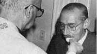 Archbishop Bergoglio & Argentine Dictator Videla