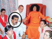 Nicolas Maduro & Sai Baba