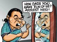Mamata Banerjee on herself!
