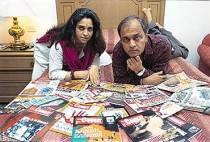Teesta Sitalwad & Javed Anand