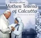 Mother Teresa & Pope John Paul II