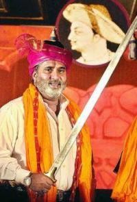 Vijay Mallya owns Tipu's sword. It hasn't brought him very much luck though!