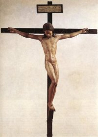 Crucifix by Michelangelo