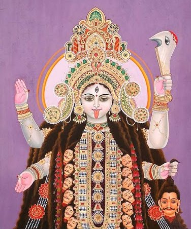 Mother Kali
