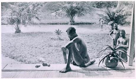 Nsala of Wala in Congo in 1904
