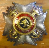Grand Cross of the Order of Leopold