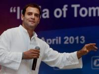 Rahul Gandhi at CII