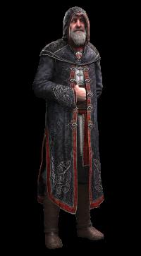 Rashid ad-Din Sinan the Old Man of the Mountain