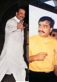 Sanjay Dutt & Dawood Ibrahim
