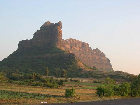Saptashrungi Hill, Nasik District, Maharashtra