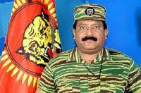 LTTE leader Velupillai Prabhakaran